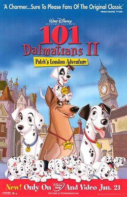 101 Dalmations II