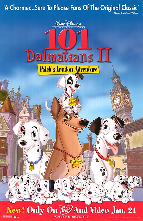 101 Dalmatians Ii Patch S London Adventure Disney Wiki