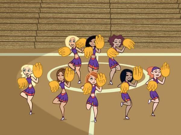 Cheer squad -