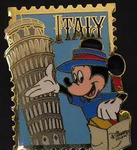 Italy Mickey Pin