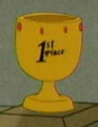 Taranushi chalice trophy