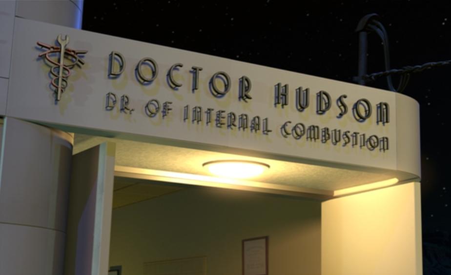 Doc Hudson Crash