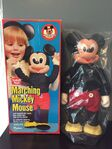 Marching mickey mouse