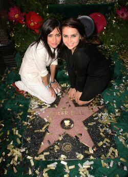 Tink hollywood walk of Fame 4
