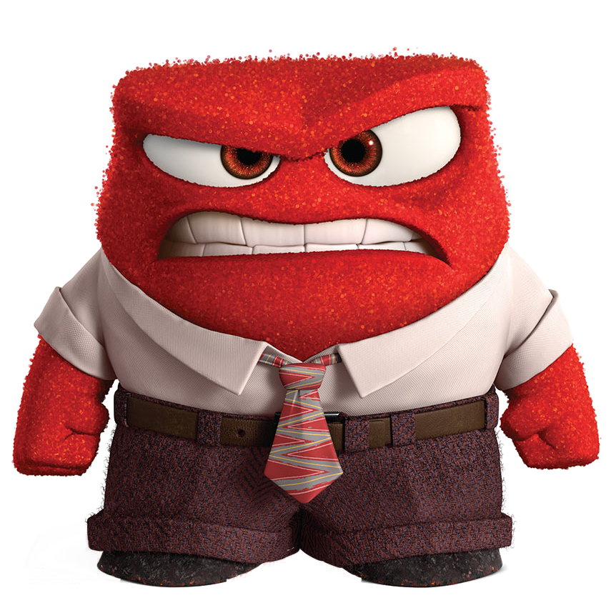 Image result for inside out anger
