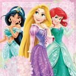 Disney Princess Promational Art 2