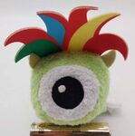 Fun Fair Mike Wazowski Tsum Tsum Mini