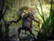 J.Fields Forest Creature's Concept Art III