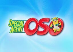 Special Agent Oso Title Card