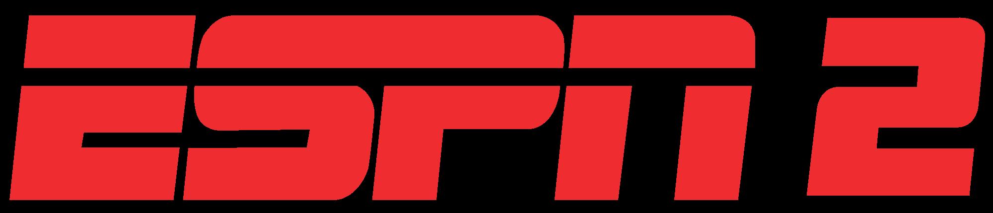 Image - 2000px-ESPN2 logo.png | Disney Wiki | Fandom ...