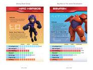 Big Hero 6 Novelization Statistics