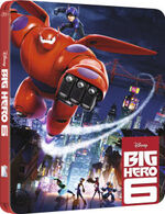 Big Hero 6 Steelbook