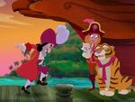 HookRed Jessica-Rosie&Sasha-Hook and the Itty-Bitty Kitty
