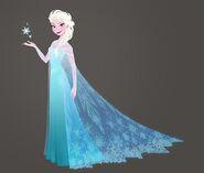 Elsa Snow Queen