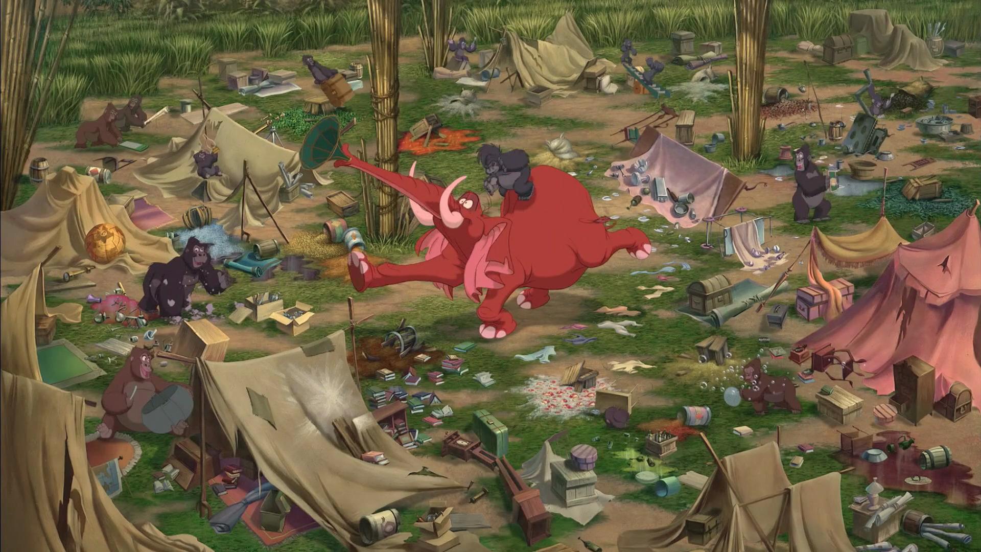 Trashin The Camp Disney Wiki Fandom Powered By Wikia