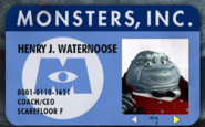 Waternoosecard