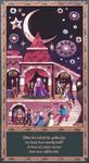 Celena the Shy tapestry