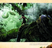 Jungle Book - Concept Art