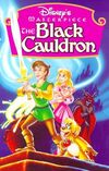 TheBlackCauldron MasterpieceCollection VHS