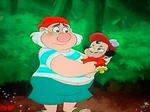 Smee&Baby Hook-Pirate-Sitting Pirates