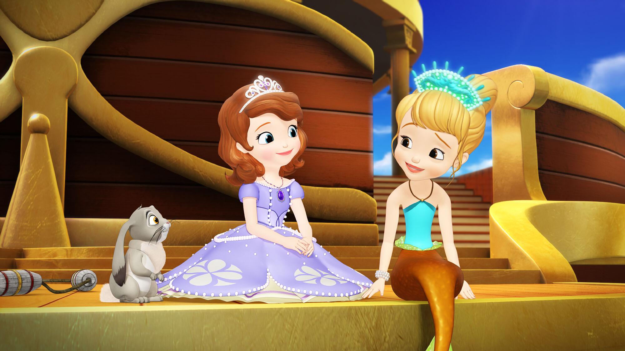 Sofia The First: The Floating Palace  Disney Wiki  Fandom Powered By Wikia