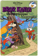 Bror kanin laver spilopper
