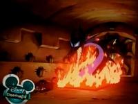 Dragon Maleficent (Timon and Pumbaa)