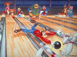 GoofTroopBowling