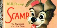 Scamp: The Adventures of a Little Puppy