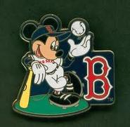 Boston RedSox Pin