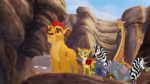 Kion and animals