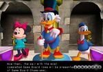 Scrooge in Disneys Party