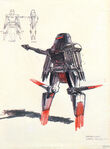 Maximillian Concept Sketch by George McGinnis 04