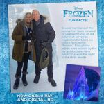 Elsa's Ice Palace Fun Fact - Disney Frozen