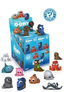 Finding Dory Mystery Minis