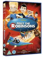 Meet the Robinsons UK DVD 2014