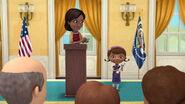 Michelle Obama Doc McStuffins