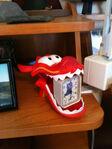 Mushu&crickey alarm clock