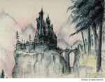 Beast's castle concept