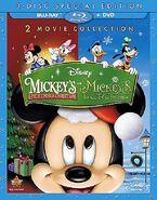 Mickey'sOnceUponaChristmas&Mickey'sTwiceUponaChristmasbluray
