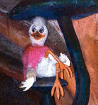 Chickeninshower