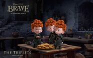 Brave-Triplets-Wallpaper