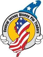 Central Jersey Traders Pin