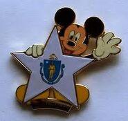Massachusetts Mickey Pin 2