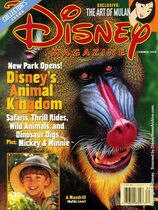 Scanned Disney Magazine 1998 Summer