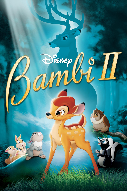 http://vignette2.wikia.nocookie.net/disney/images/e/e4/Bambi_II.jpg/revision/latest?cb=20120504234444 Bambi 2 Bambi