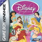 Disney Princess GBA game
