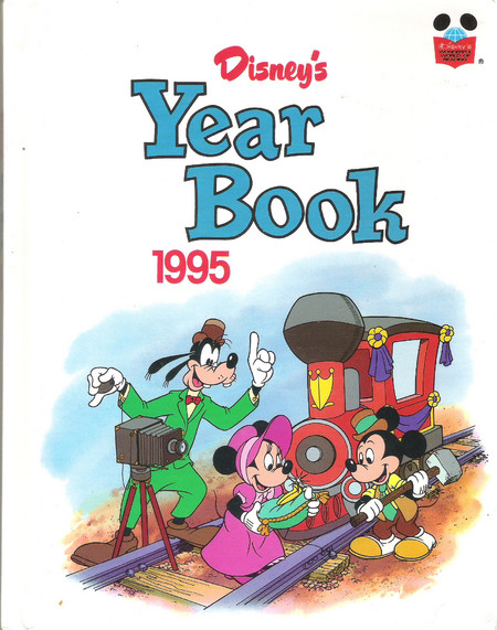 Disney S Year Book 1995 Disney Wiki Fandom Powered By