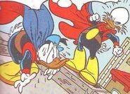 Duck Avenger & Fantomius