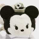 Steamboat Willie Minnie Tsum Tsum Mini